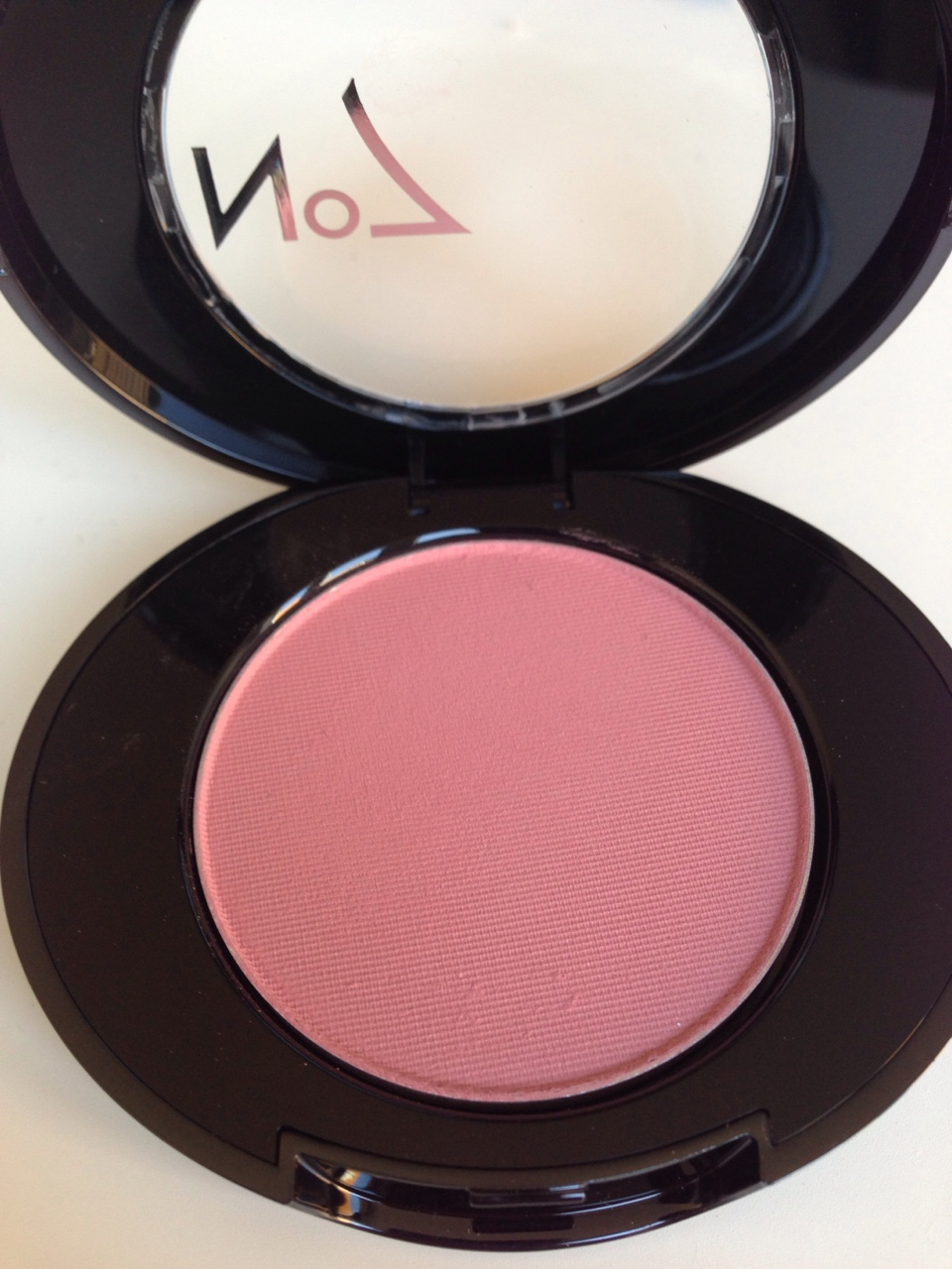 rosy no7 blush