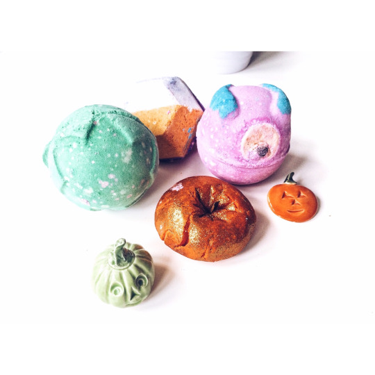 Lush Halloween Bath Review