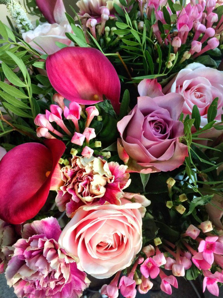 Beautiful Winter Bouquet From Prestige Flowers