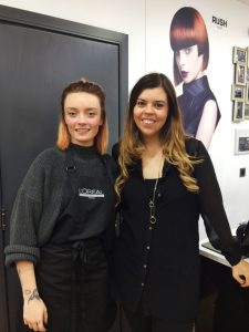 Jess & Hannah - Salon Owners