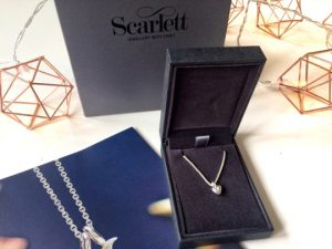Scarlett Jewellery necklace