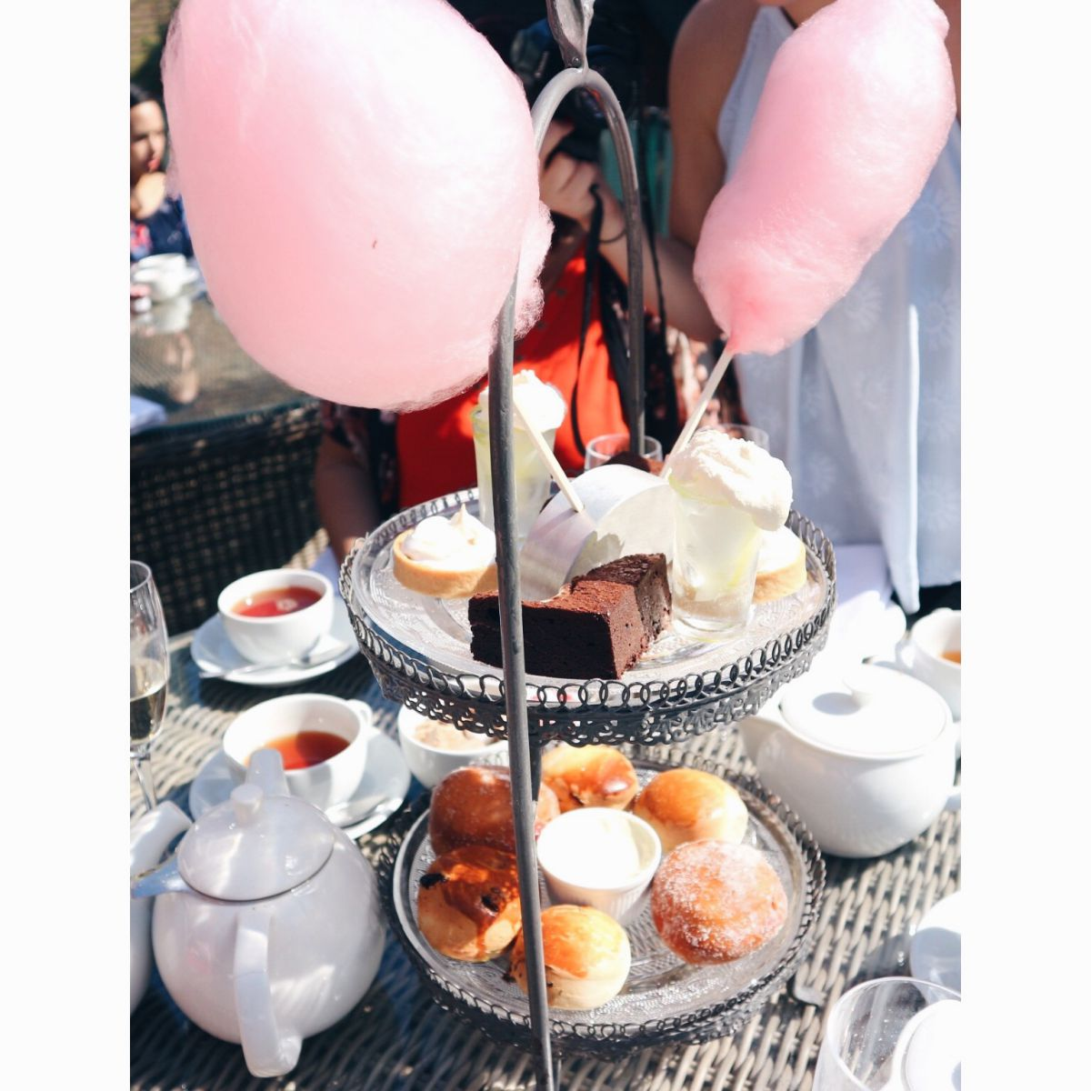Afternoon Tea At The Hotel Du Vin | Brighton