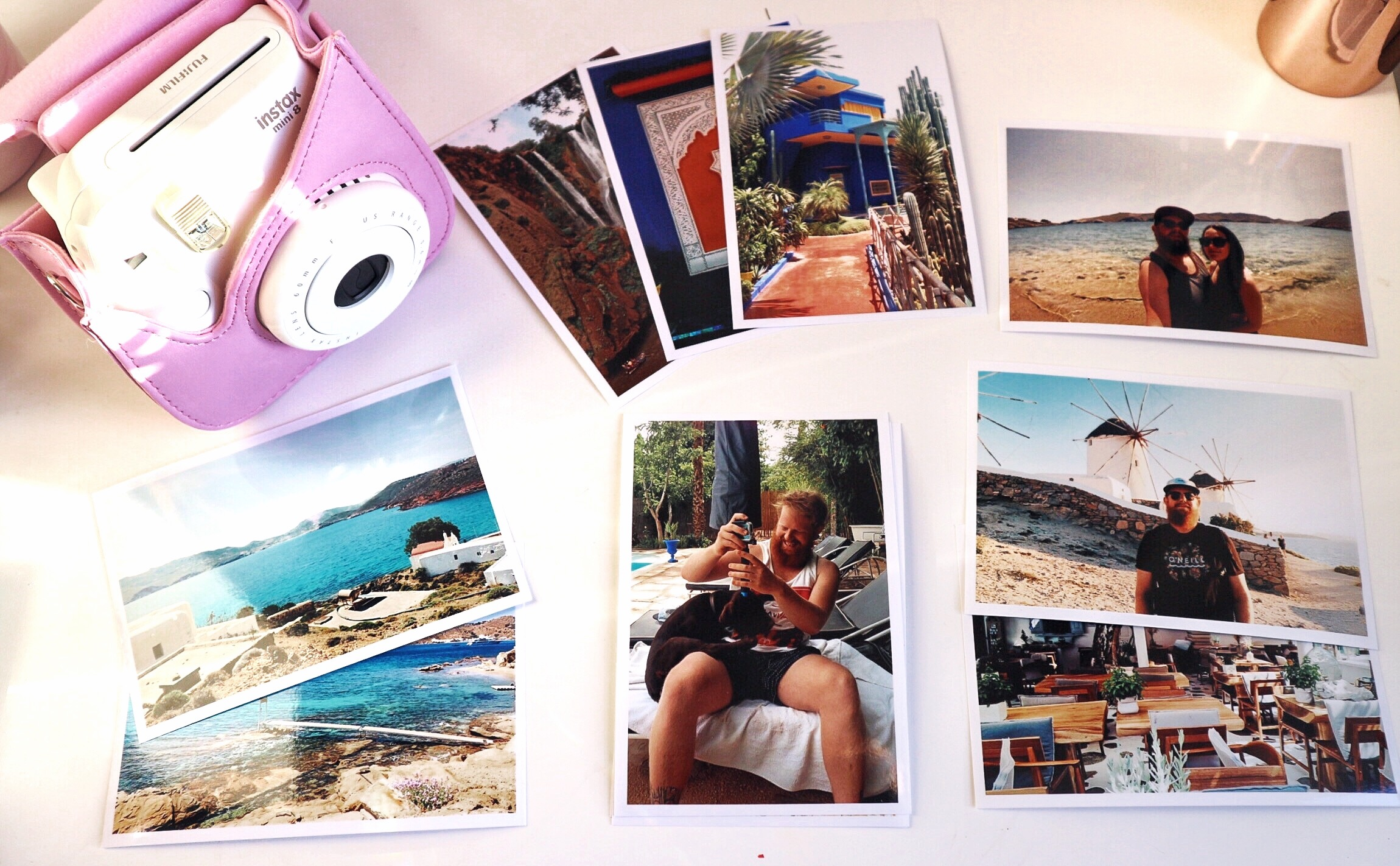 Polaroid Style Prints With Printiki