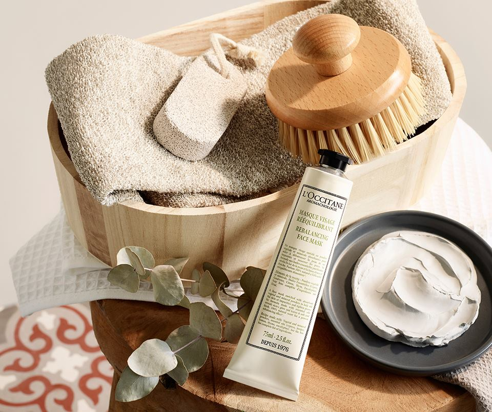 Pamper Your Skin With L'Occitane Face Masks