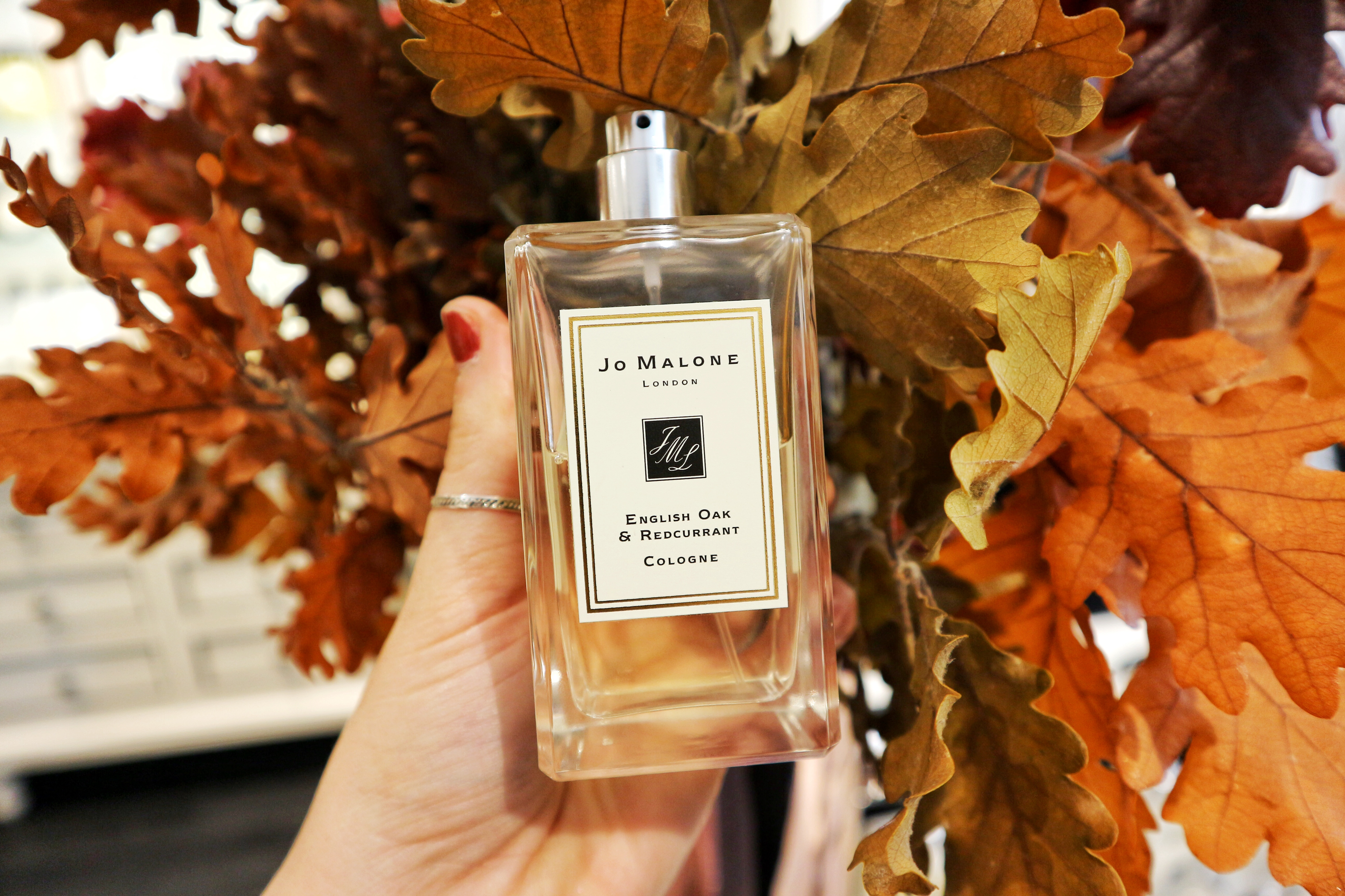 Welcoming Autumn With Jo Malone | English Oak Launch