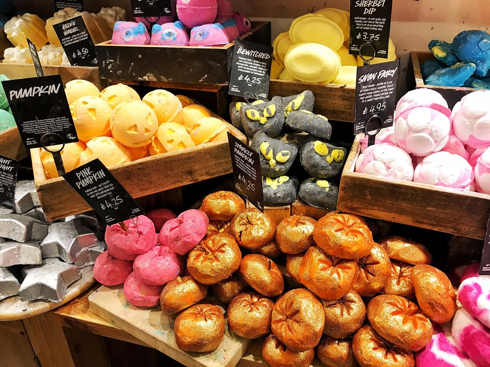 Lush Goes Naked! | Lush Chichester Blogger Event |
